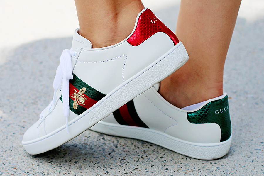 Gucci Ace Sneakers.